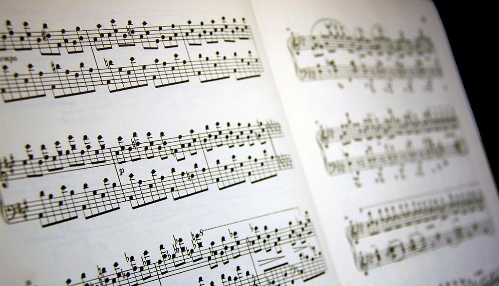 Musikgeschäft